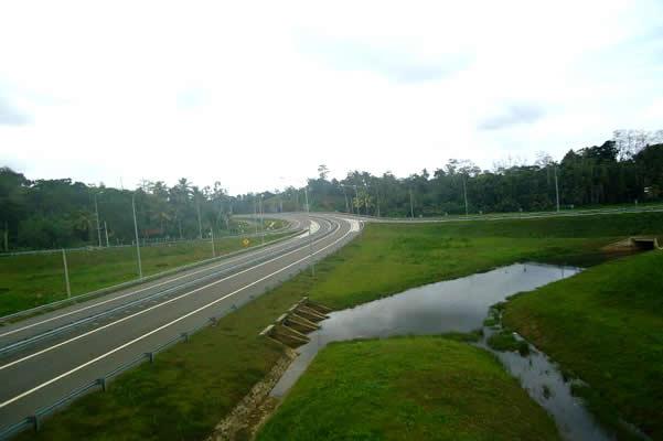 Sri Lanka Southern Expressway