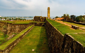 Forts of Sri Lanka