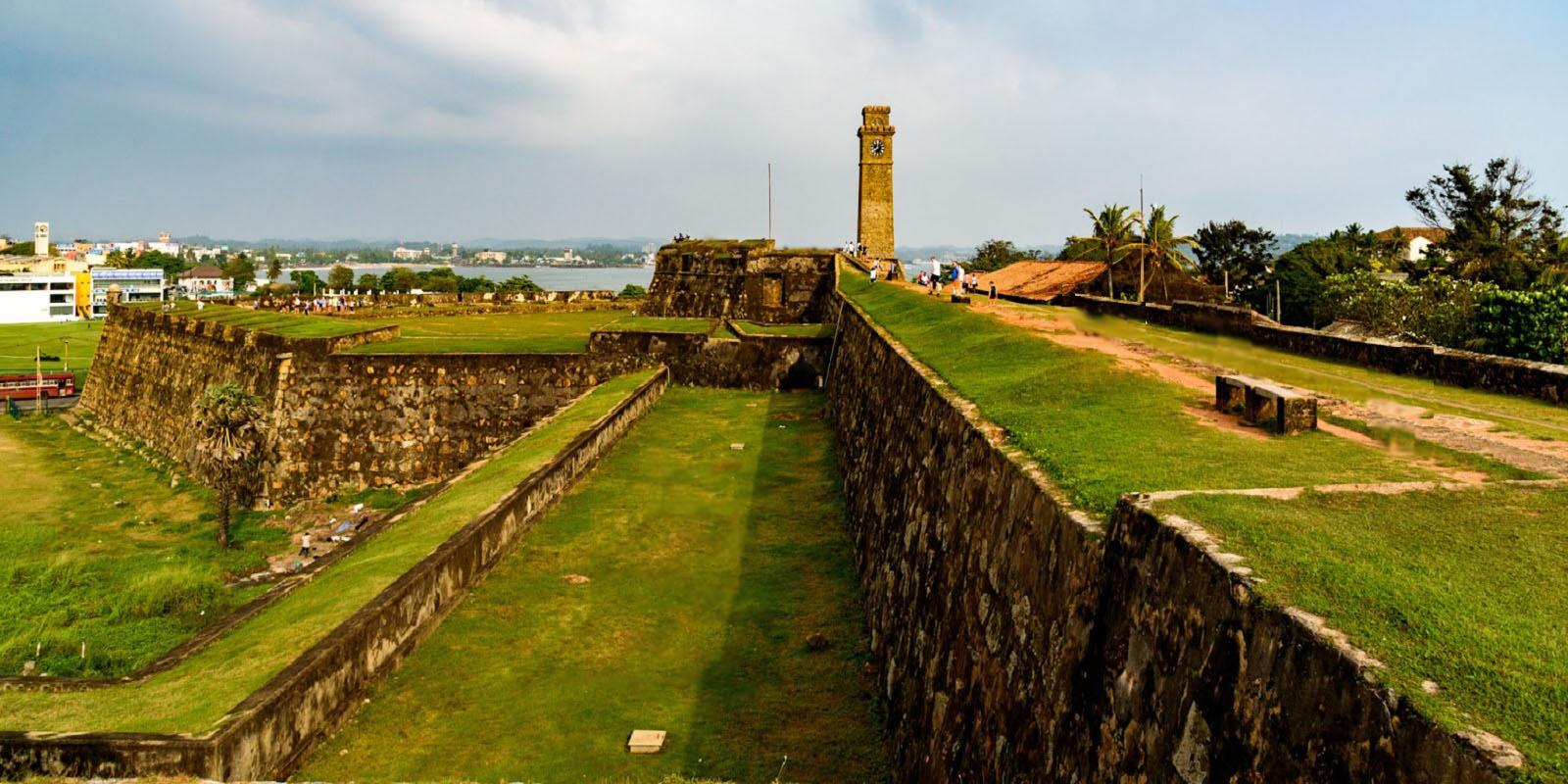 Forts of Sri Lanka