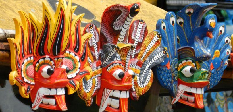 Sri Lankan Handicrafts