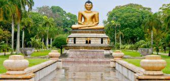Viharamahadevi Park, (Victoria Park)